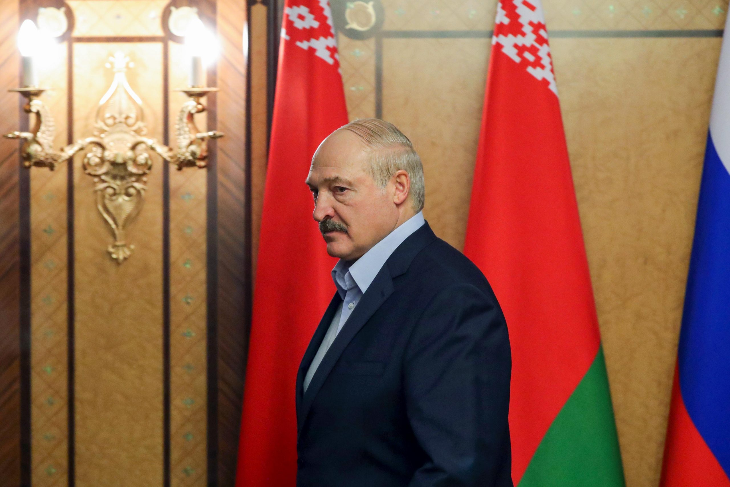 "Lukashenko ordered to use ""the toughest measures"" to protect Belarus"